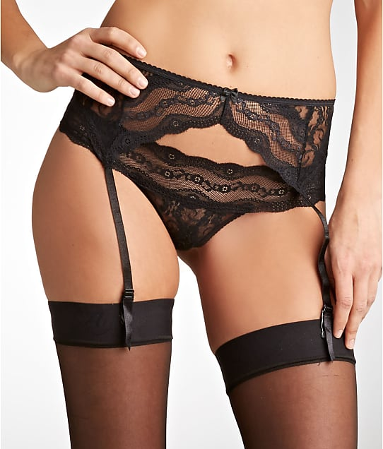 b.tempt'd by Wacoal: Lace Kiss Garter Belt