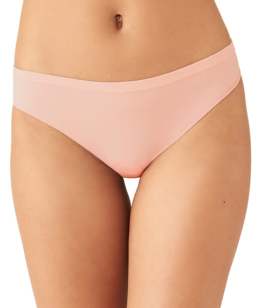 b.tempt'd by Wacoal Comfort Intended Thong in Rose Smoke 979240