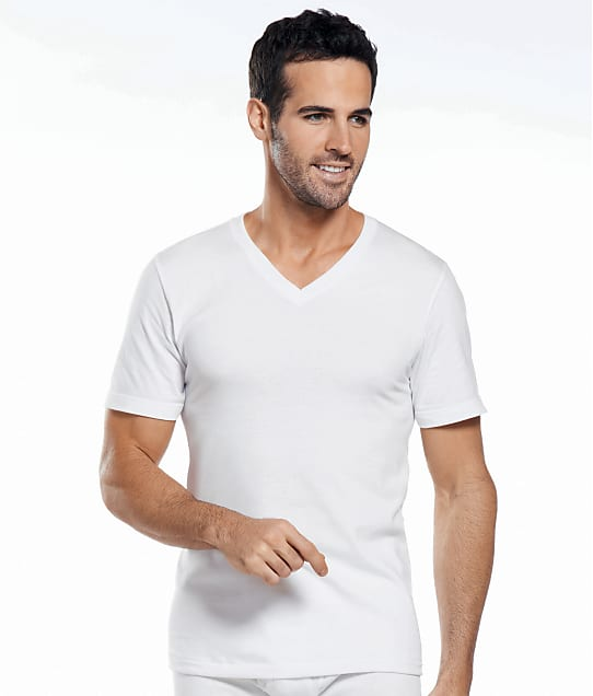 Jockey: V-Neck T-Shirt 3-Pack