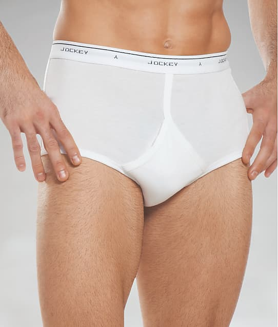 Jockey: Classic Full Rise Brief 4-Pack