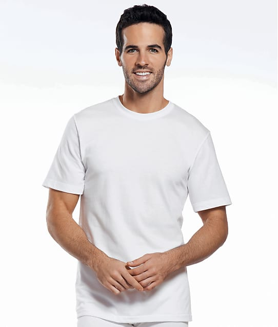 Jockey: Tall Man Crew Neck T-Shirt 2-Pack