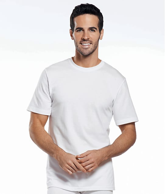 Jockey: Big Man Crew Neck T-Shirt 2-Pack