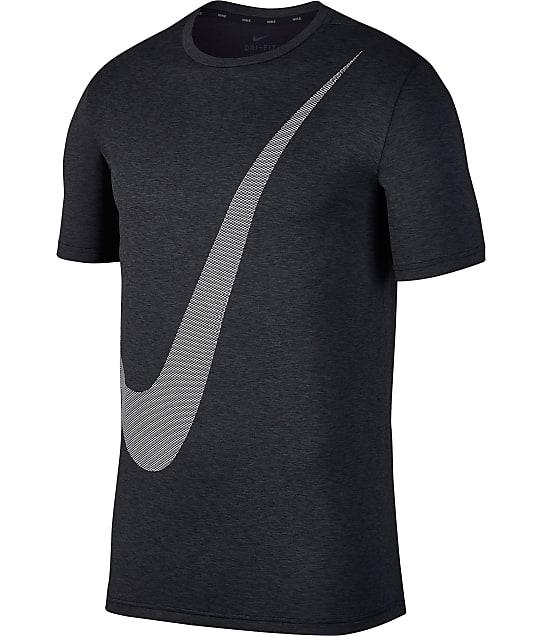b1a4acb3 Nike Dri-FIT Breathe Swoosh T-Shirt | Bare Necessities (AJ6881)