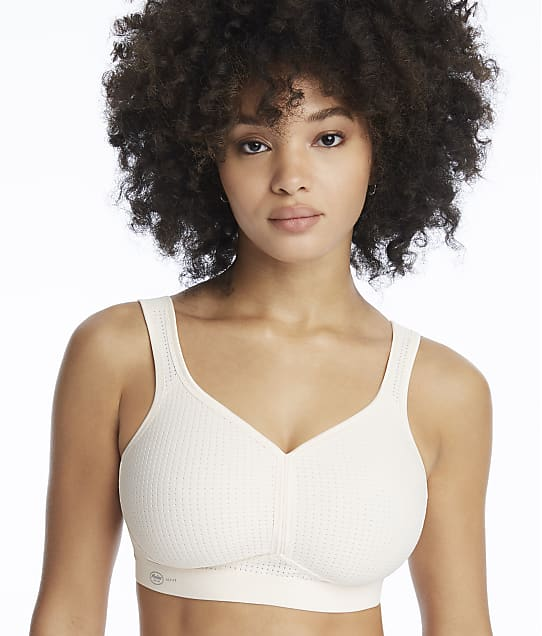 Anita High Impact Wire-Free Sports Bra in Smart Rose(Front Views) 5566