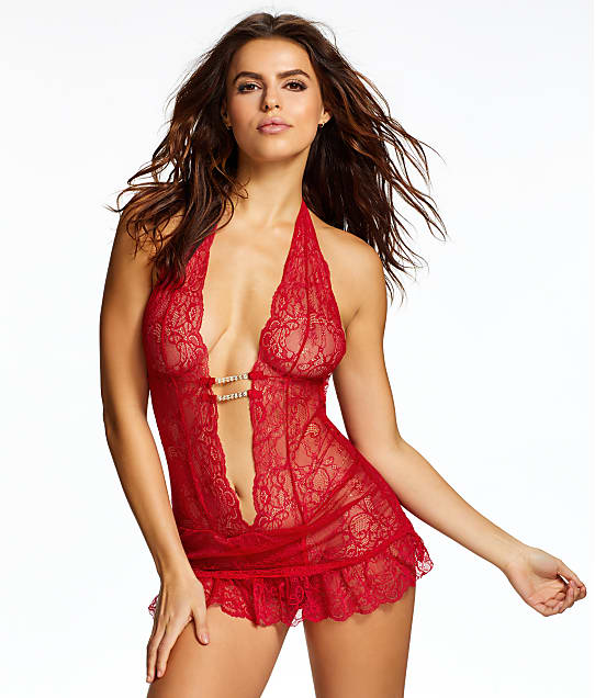 Ann Summers: Marydoll Crotchless Skirted Teddy