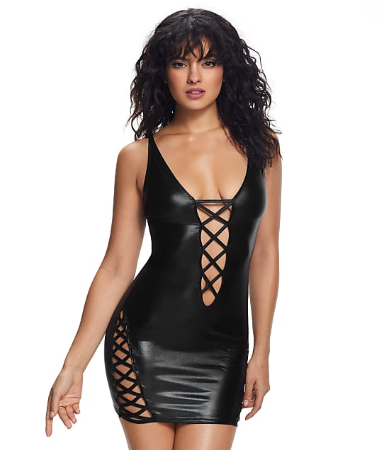Ann Summers: Samara Wet Look Wireless Chemise