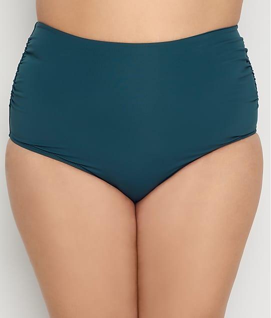 Anne Cole Signature: Plus Size Live In Color Convertible Bikini Bottom