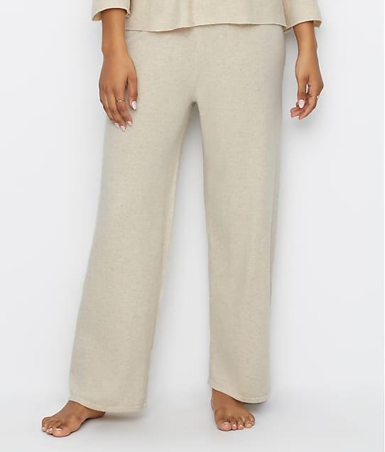 Arlotta Cashmere Lounge Pants in Oatmeal 2024
