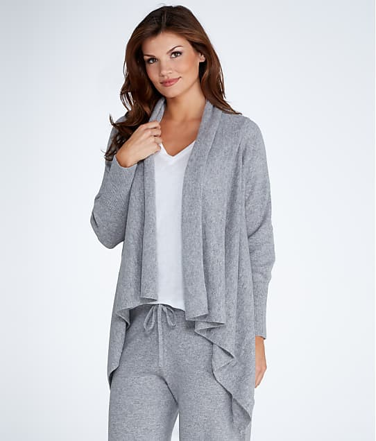 Arlotta Cashmere Cardigan in Flannel Grey 3340