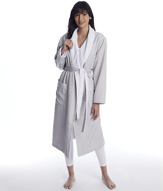 Arlotta: Microfiber Plush-Lined Spa Robe