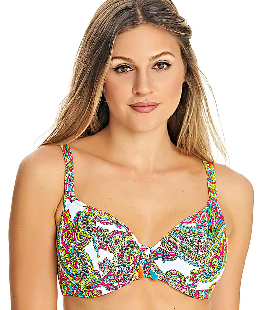 Freya: New Wave Plunge Bikini Top