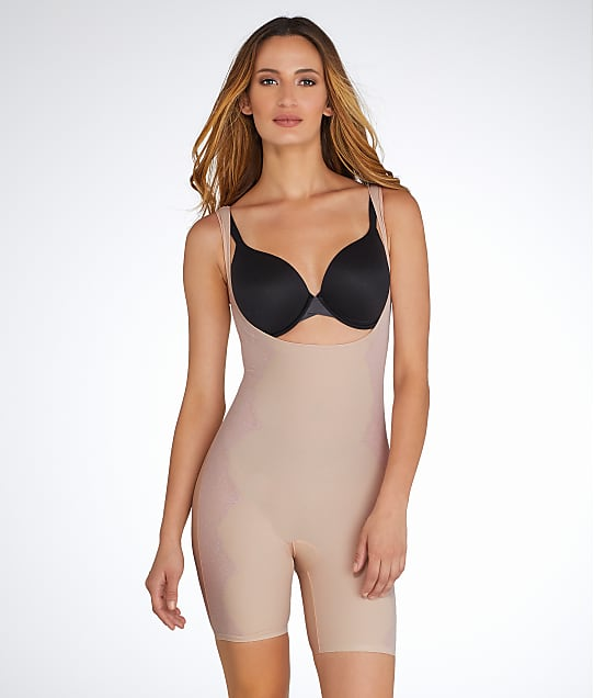RED HOT SPANX: Luxe & Lean Firm Control Bodysuit