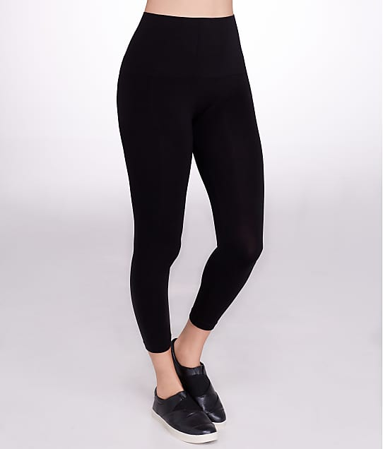 RED HOT SPANX: Capri Shaping Leggings