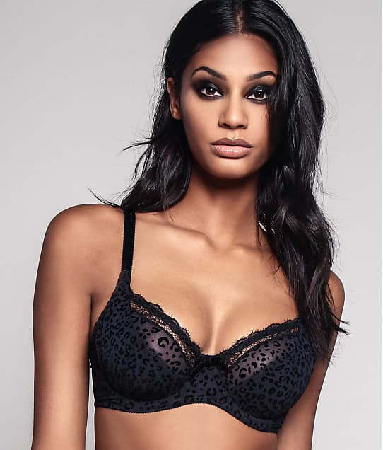 Miss Mandalay: Ava Balconette Bra