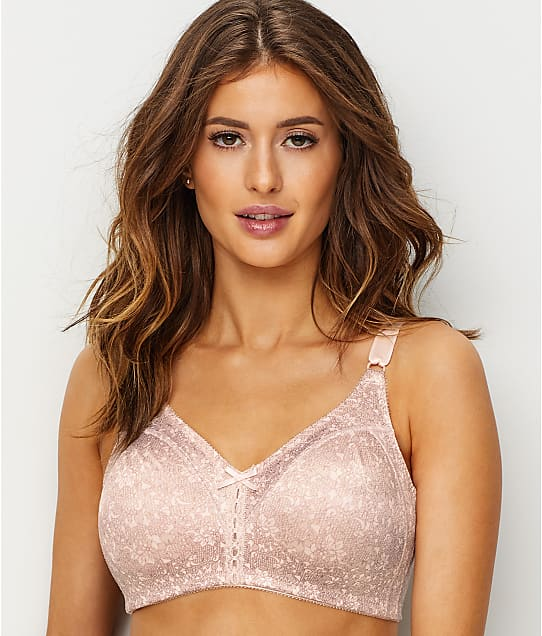 Bali: Double Support® Wire-Free Bra