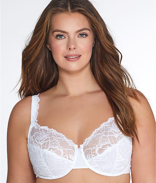 Bali Lace Desire Bra in White 6543