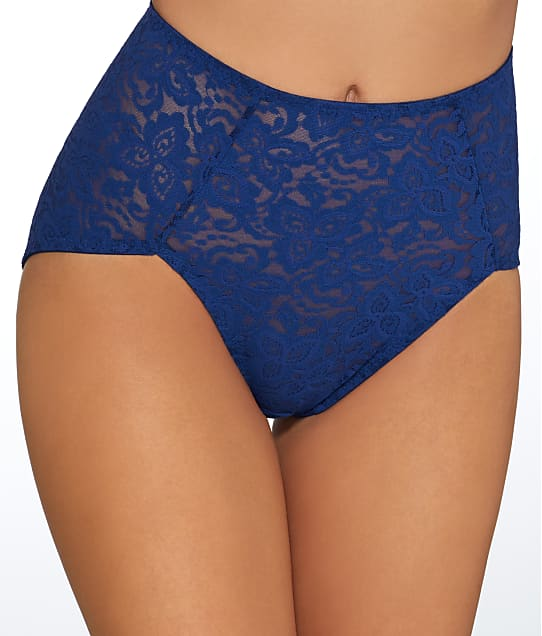 Bali: Lace 'N Smooth Firm Control Brief