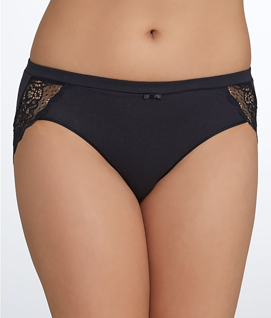 Bali: Cotton Desire Lace Hipster
