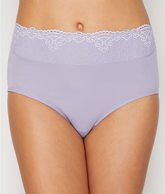 Bali: Smooth Passion For Comfort Lace Brief