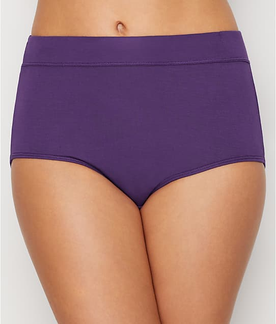 Bali Comfort Revolution Incredibly Soft Brief in Purple Vista(Front Views) DFSBF1