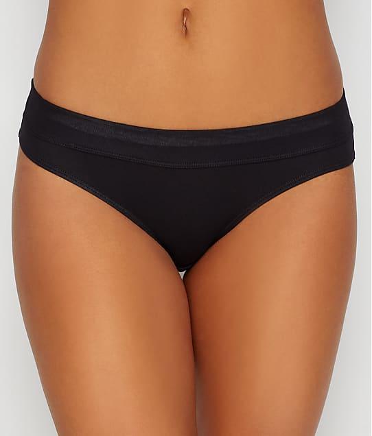 Bali Comfort Revolution Incredibly Soft Bikini in Black(Front Views) DFSBK1