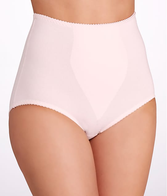 Bali Smoothing Cotton Brief 2-Pack in Pink Bliss X037