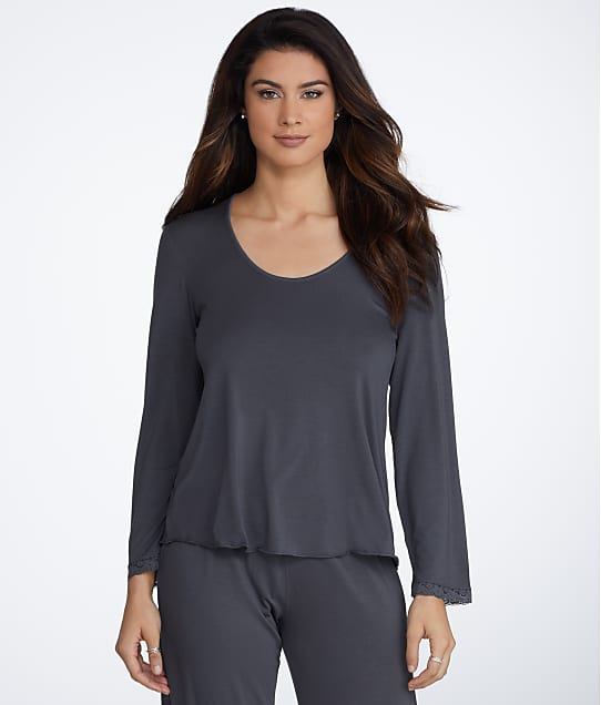 Barefoot Dreams: Luxe Jersey Knit Sleep Top