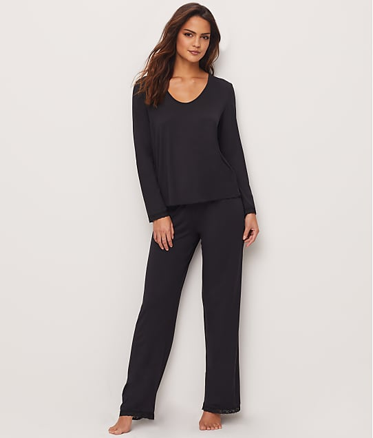 Barefoot Dreams: Luxe Milk Jersey® Modal Pajama Set