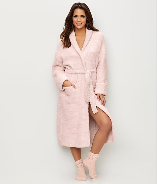 Barefoot Dreams: Cozychic® Heathered Robe