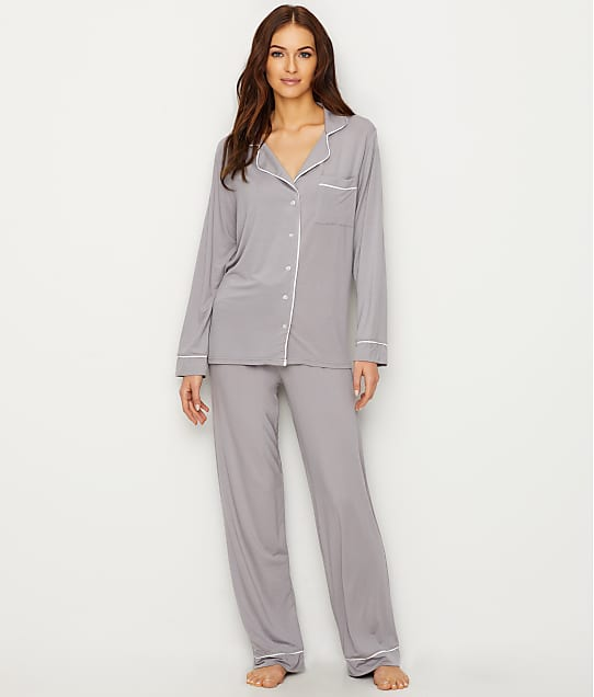 Barefoot Dreams: Luxe & Milk Jersey® Piped Pajama Set
