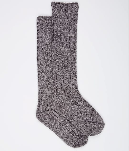 Barefoot Dreams: Cozychic Ribbed Plush Socks