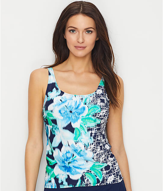 Beach House: Bungalow Bay Riley Tankini Top
