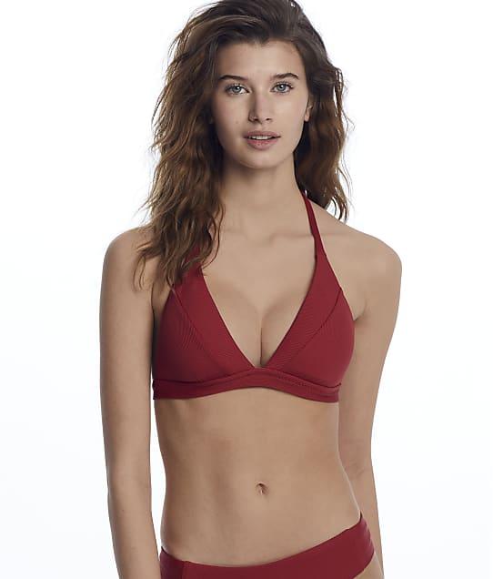 Becca: Fine Line Halter Bikini Top