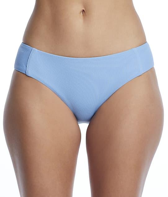 Becca Fine Line American Bikini Bottom in Sky Blue(Front Views) 544717