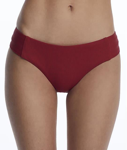 Becca Fine Line American Bikini Bottom in Adobe(Front Views) 544717