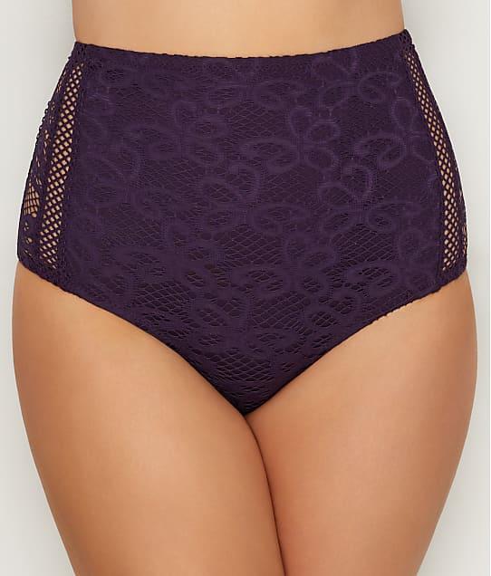 BECCA ETC: Plus Size Captured High-Waist Bikini Bottom