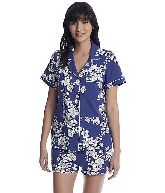 Bedhead: Shadow Blossom Knit Pajama Set