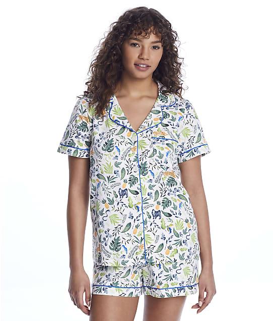 Bedhead Rainforest Knit Pajama Set in Rainforest BH2423724
