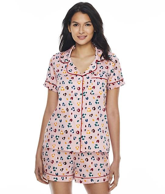 Bedhead Fierce Woven Pajama Set in Fierce BH2423753