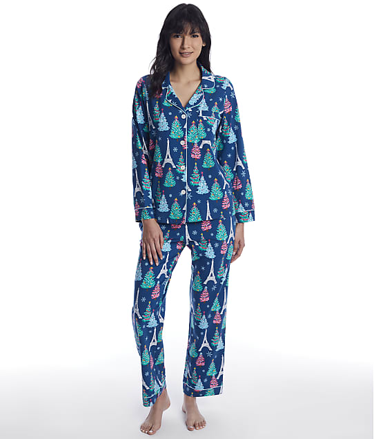 Bedhead: Parisienne Holiday Knit Pajama Set