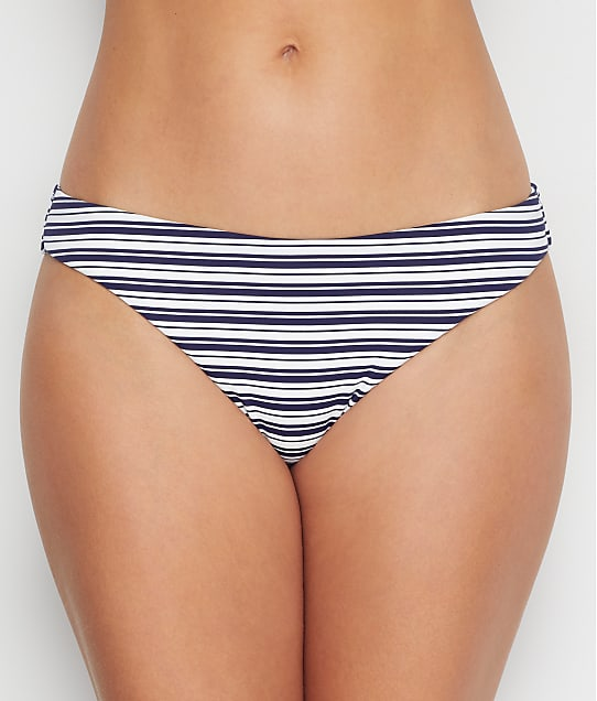 Birdsong Newport Stripe Cheeky Bikini Bottom in Newport Stripe S20151-NWST