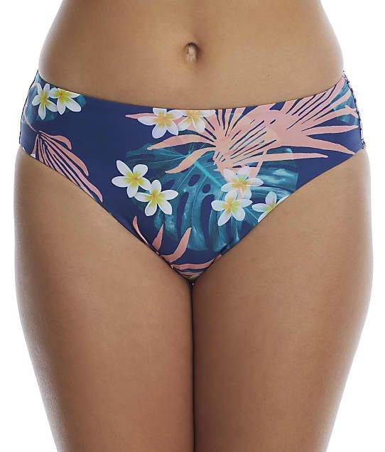 Birdsong Laguna Basic Bikini Bottom in Laguna(Front Views) S20153-LAGUN