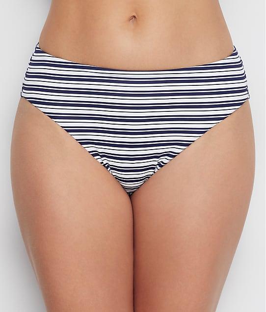 Birdsong Newport Stripe Basic Bikini Bottom in Newport Stripe S20153-NWST