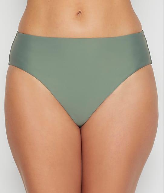 Birdsong Sage Basic Bikini Bottom in Sage(Front Views) S20153-SAGE