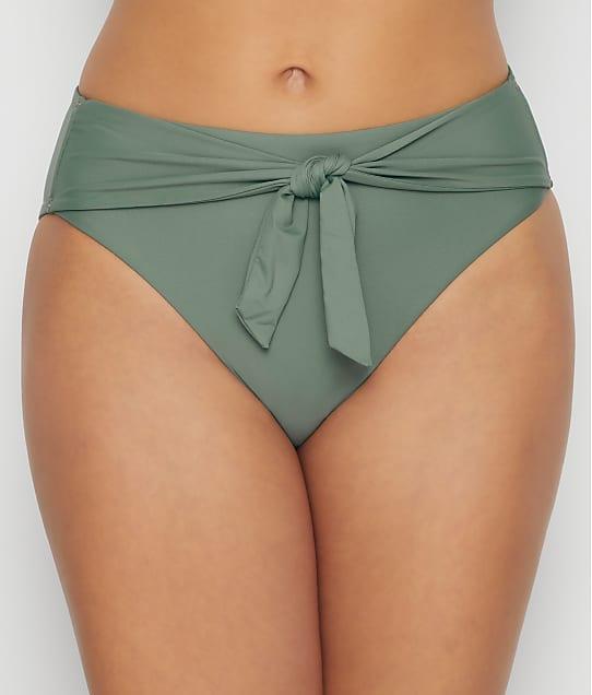 Birdsong: Sage High-Waist Bikini Bottom
