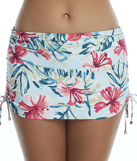 Birdsong Aloha Skirted Bikini Bottom in Aloha(Full Sets) S20156-ALOHA