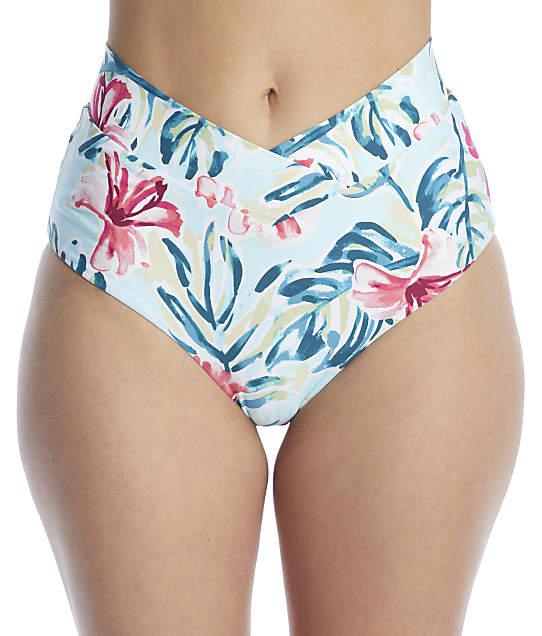 Birdsong: Aloha Retro Full Bikini Bottom