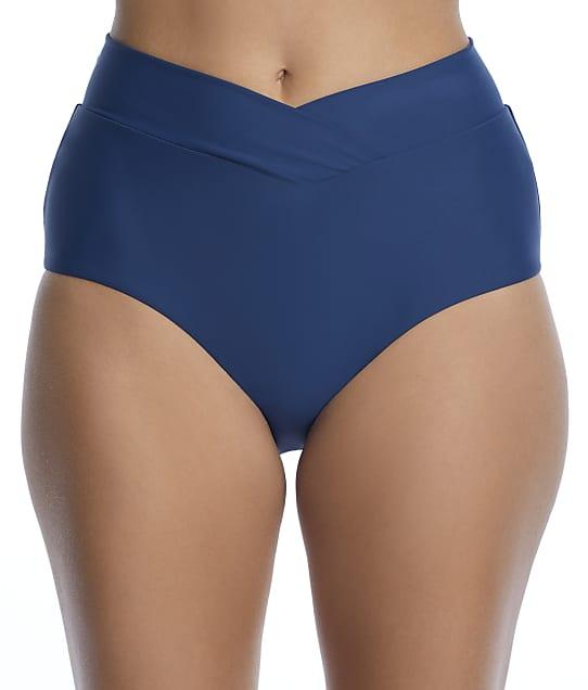 Birdsong Dori Retro Full Bikini Bottom in Dori(Front Views) S20179-DORI