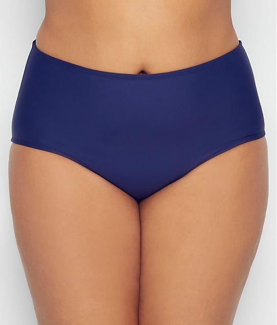 Birdsong: Plus Size Midnight Bikini Bottom