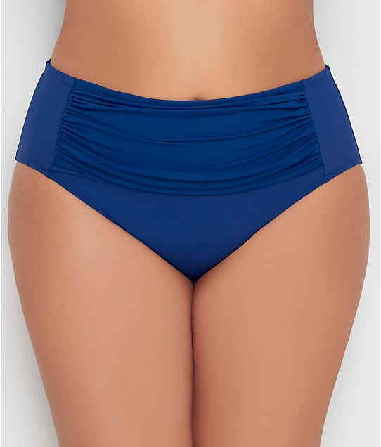 Bleu Rod Beattie: Plus Size Kore High-Waist Control Bikini Bottom